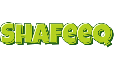 Shafeeq summer logo