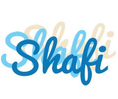 Shafi breeze logo