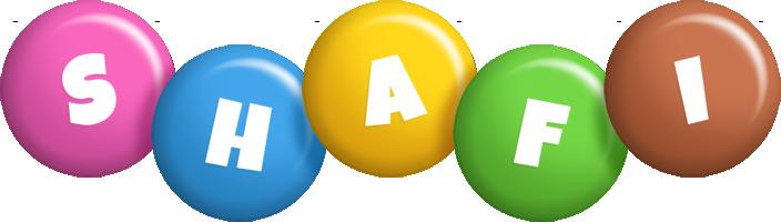 Shafi candy logo