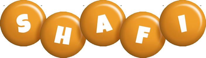 Shafi candy-orange logo