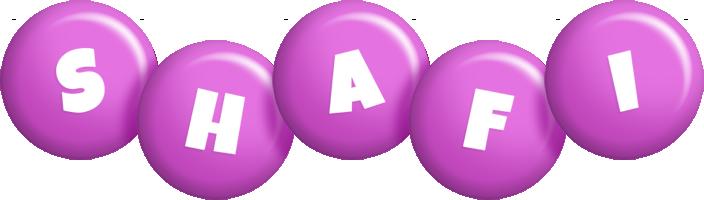 Shafi candy-purple logo