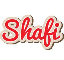 Shafi chocolate logo