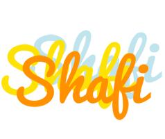 Shafi energy logo