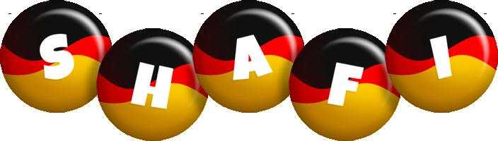 Shafi german logo