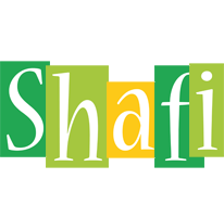 Shafi lemonade logo