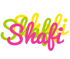 Shafi sweets logo