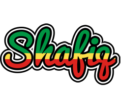 Shafiq african logo