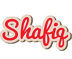 Shafiq chocolate logo