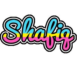 Shafiq circus logo
