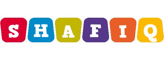 Shafiq daycare logo