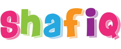 Shafiq friday logo