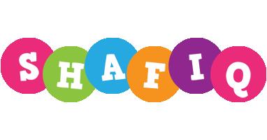 Shafiq friends logo