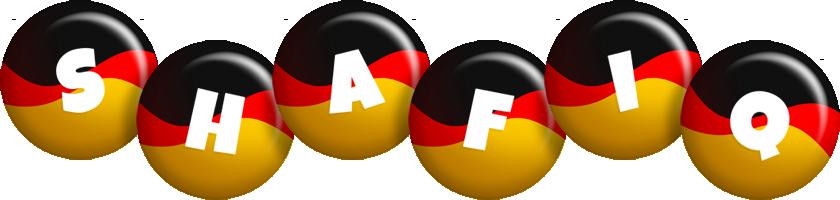 Shafiq german logo