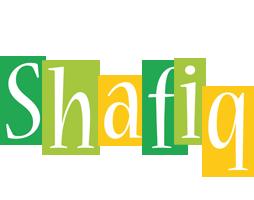 Shafiq lemonade logo