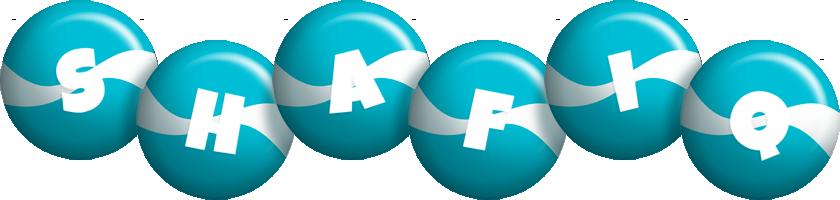 Shafiq messi logo