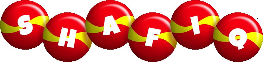 Shafiq spain logo