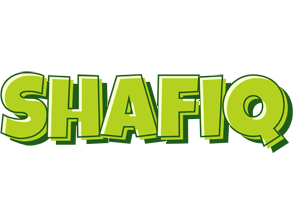 Shafiq summer logo
