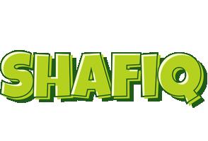 Shafiq summer logo