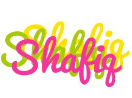 Shafiq sweets logo