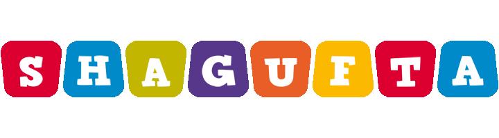 Shagufta kiddo logo