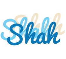 Shah breeze logo
