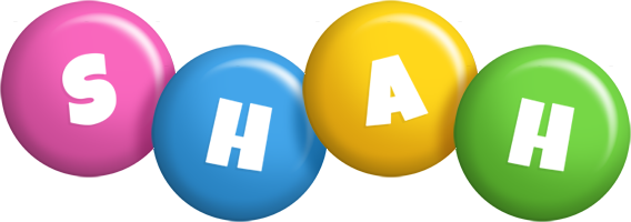 Shah candy logo