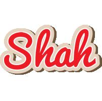 Shah chocolate logo