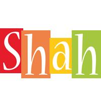 Shah colors logo