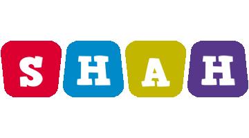 Shah daycare logo