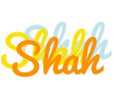 Shah energy logo