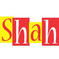 Shah errors logo