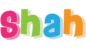 Shah friday logo