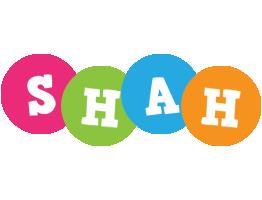 Shah friends logo