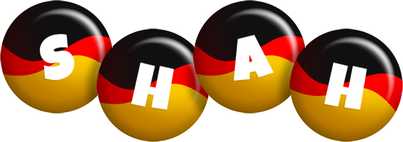 Shah german logo