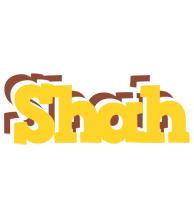 Shah hotcup logo