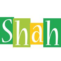 Shah lemonade logo