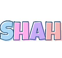 Shah pastel logo