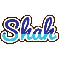 Shah raining logo