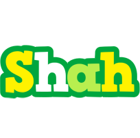 Shah soccer logo