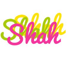 Shah sweets logo