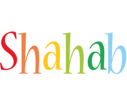 Shahab birthday logo