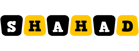 Shahad boots logo