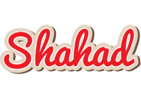 Shahad chocolate logo