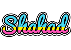 Shahad circus logo