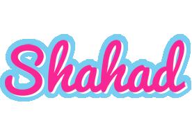 Shahad popstar logo