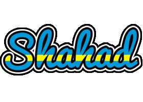 Shahad sweden logo