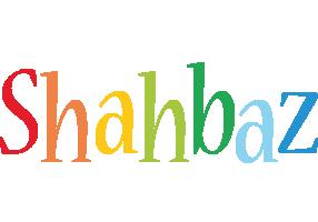 Shahbaz birthday logo