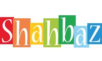 Shahbaz colors logo
