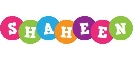 Shaheen friends logo
