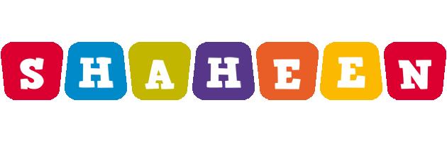 Shaheen kiddo logo